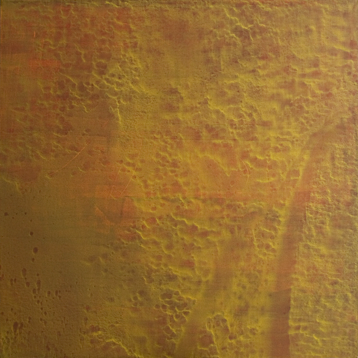 0414-03, 2014, 120 x 120 cm, Oil on Canvas