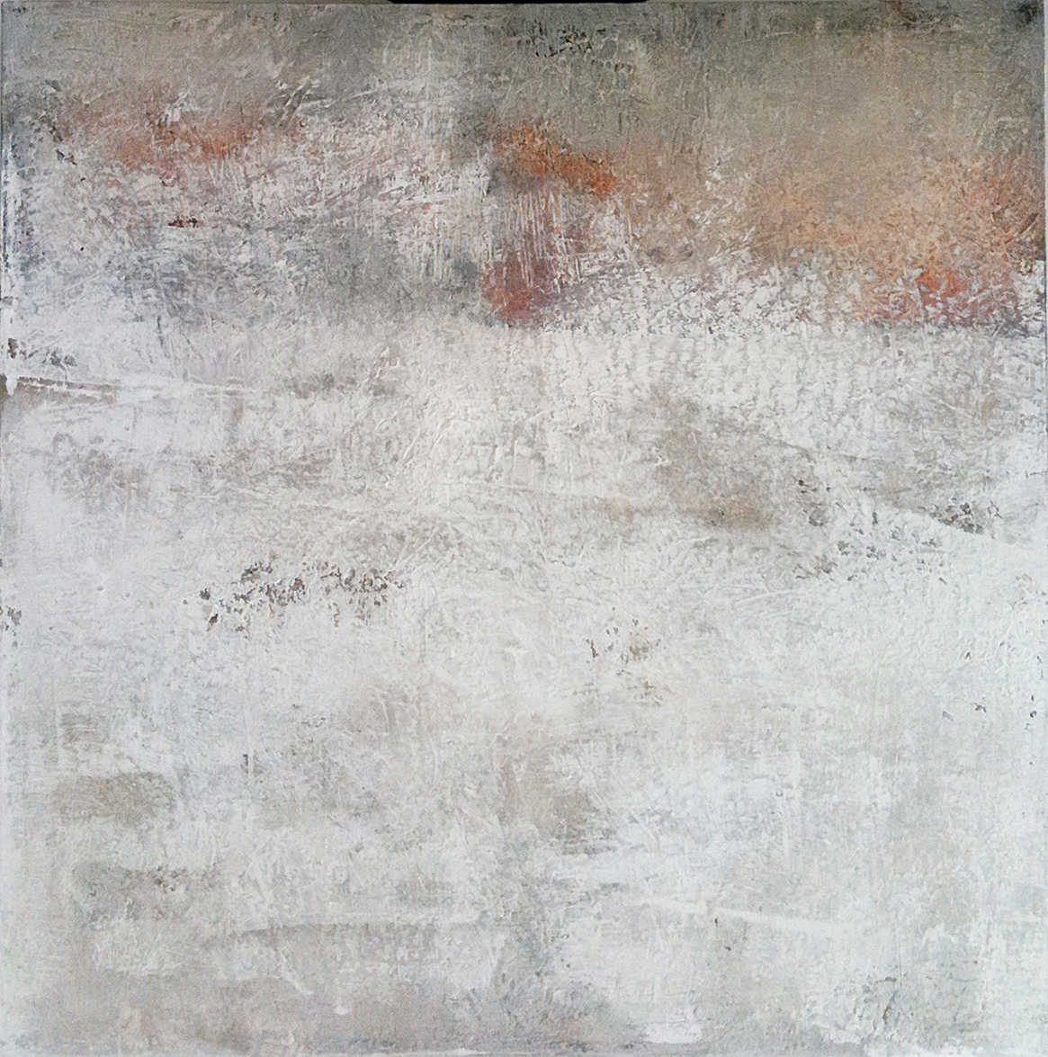 Berlin Muenzstrasse, 2011, 01, 100 x 100 cm, Acrylic on Canvas