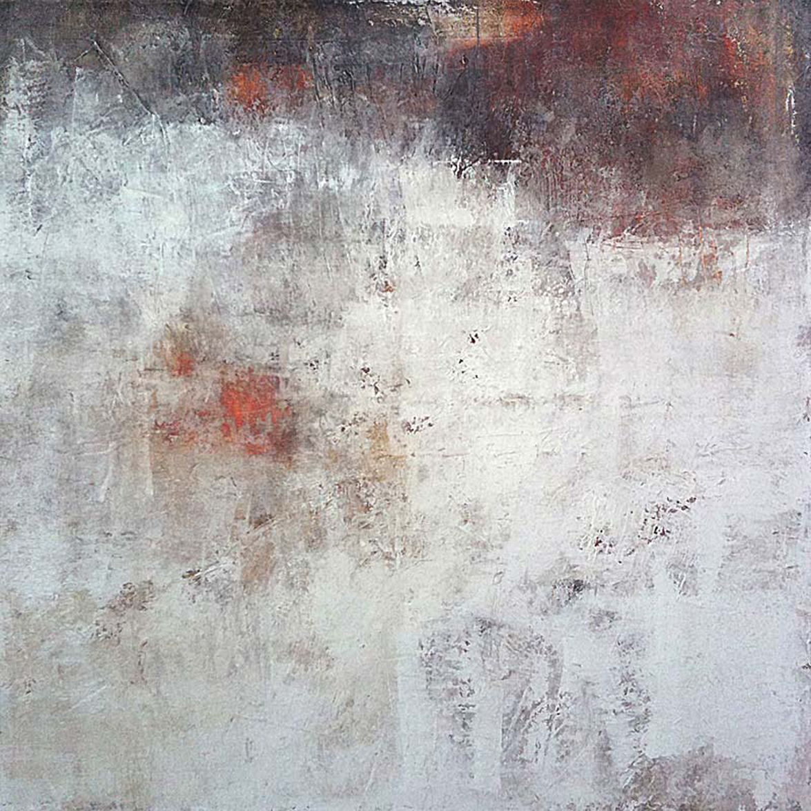 Berlin Muenzstrasse, 2011, 04, 100 x 100 cm, Acrylic on Canvas